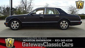 2001 Bentley Arnage Red Label for sale 100976278