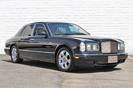 2001 Bentley Arnage Red Label for sale 100896407