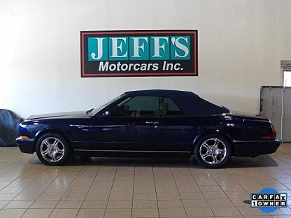 2001 Bentley Azure for sale 100756524