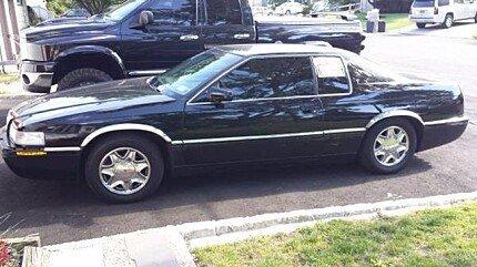 2001 Cadillac Eldorado for sale 100910503