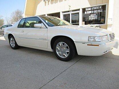 2001 Cadillac Eldorado ESC for sale 100983845