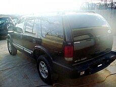 2001 Chevrolet Blazer 4WD 4-Door for sale 100783886