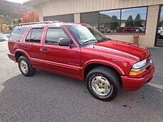 2001 Chevrolet Blazer 4WD 4-Door for sale 101055904