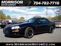 2001 Chevrolet Camaro Z28 Convertible for sale 100020833