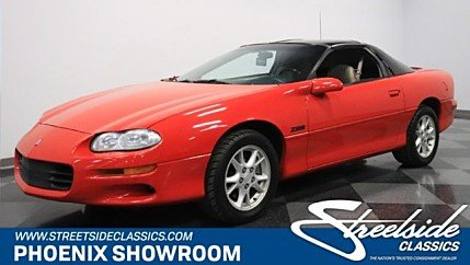 2001 Chevrolet Camaro Z28 Coupe for sale 100961150