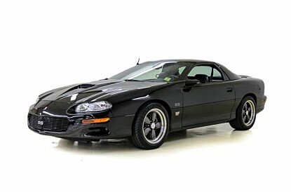 2001 Chevrolet Camaro Z28 Coupe for sale 100987118