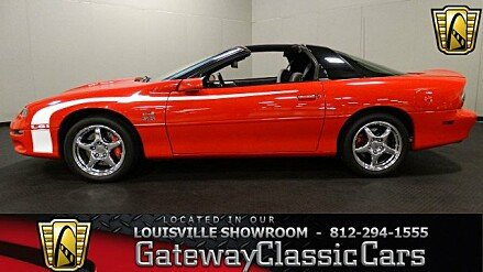 2001 Chevrolet Camaro Z28 Coupe for sale 100996491