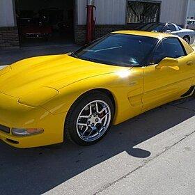 2001 Chevrolet Corvette for sale 100736350