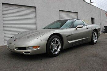 2001 Chevrolet Corvette Coupe for sale 100766197