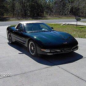 2001 Chevrolet Corvette Convertible for sale 100848180