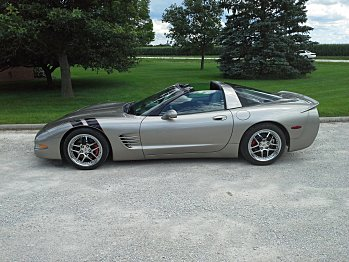 2001 Chevrolet Corvette Z06 Coupe for sale 100912631