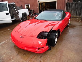 2001 Chevrolet Corvette Convertible for sale 100291512