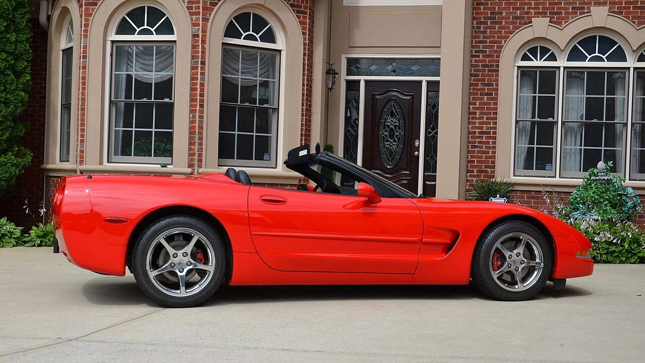 2001 Chevrolet Corvette for sale 100771764