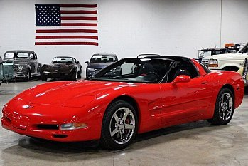 2001 Chevrolet Corvette Coupe for sale 100852921