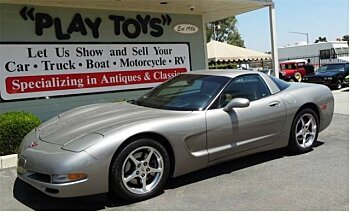 2001 Chevrolet Corvette Coupe for sale 100888728