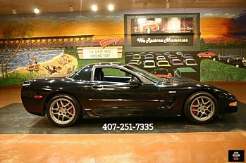 2001 Chevrolet Corvette Z06 Coupe for sale 100911736