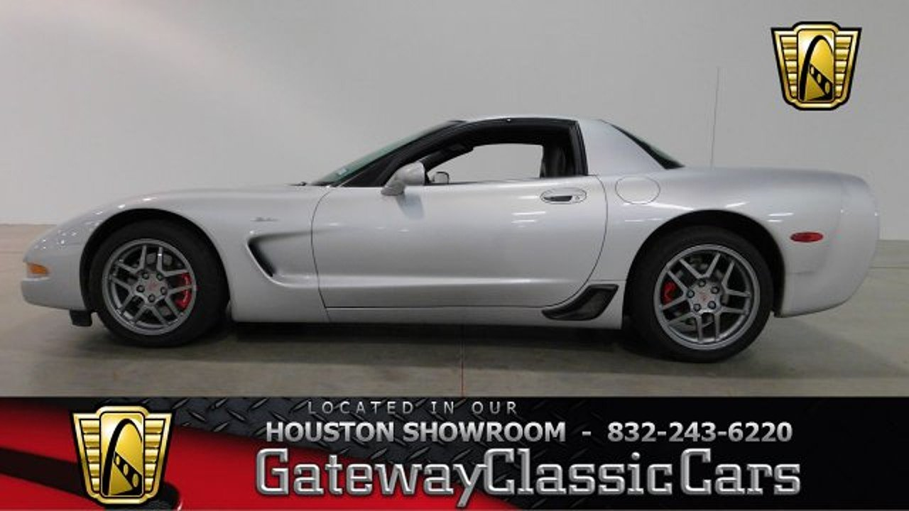2001 Chevrolet Corvette Z06 Coupe for sale 100920823