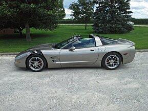 2001 Chevrolet Corvette Z06 Coupe for sale 100912631