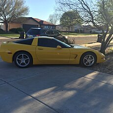 2001 Chevrolet Corvette Coupe for sale 100758798
