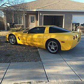 2001 Chevrolet Corvette Coupe for sale 100758798