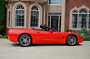 2001 Chevrolet Corvette for sale 100771764