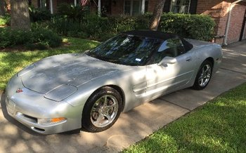 2001 Chevrolet Corvette Convertible for sale 100789863