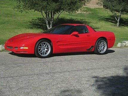 2001 Chevrolet Corvette Z06 Coupe for sale 100821179