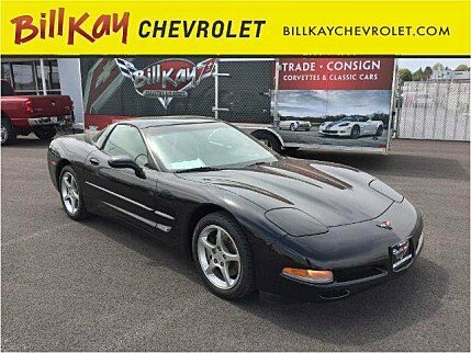 2001 Chevrolet Corvette Coupe for sale 100861879