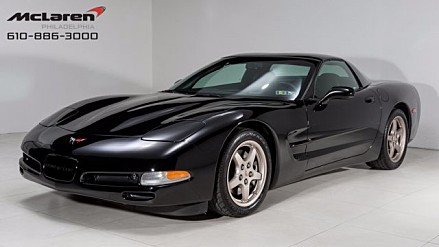 2001 Chevrolet Corvette Coupe for sale 100886351
