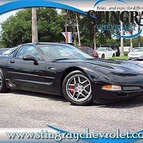 2001 Chevrolet Corvette Z06 Coupe for sale 100904453