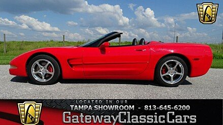 2001 Chevrolet Corvette Convertible for sale 100909177