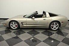 2001 Chevrolet Corvette Coupe for sale 100916457