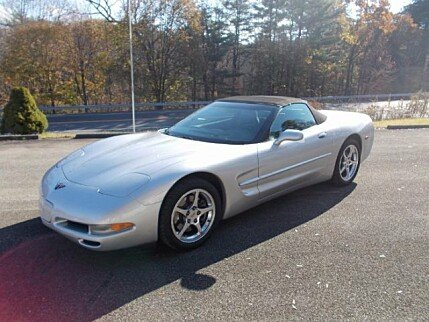 2001 Chevrolet Corvette for sale 100927790