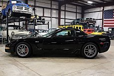 2001 Chevrolet Corvette Z06 Coupe for sale 100930212