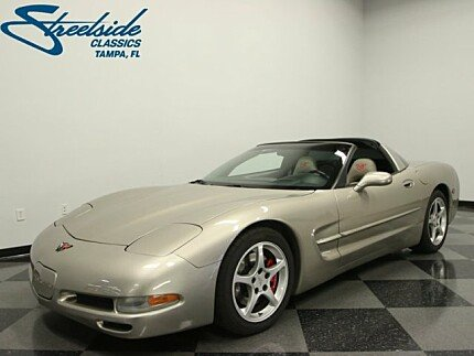 2001 Chevrolet Corvette for sale 100930388