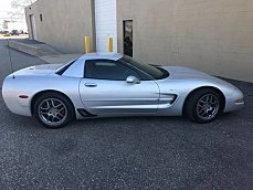 2001 Chevrolet Corvette Z06 Coupe for sale 100931428