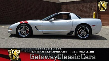 2001 Chevrolet Corvette Z06 Coupe for sale 100932943