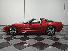 2001 Chevrolet Corvette Coupe for sale 100945713
