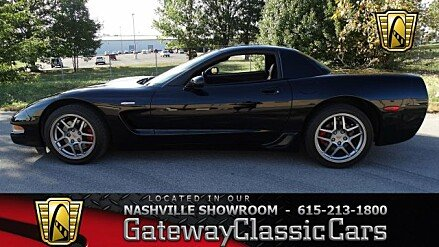 2001 Chevrolet Corvette Z06 Coupe for sale 100963548