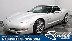 2001 Chevrolet Corvette Z06 Coupe for sale 100980868