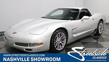 2001 Chevrolet Corvette Z06 Coupe for sale 100980868