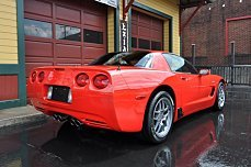 2001 Chevrolet Corvette Z06 Coupe for sale 101007078