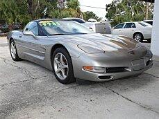 2001 Chevrolet Corvette Coupe for sale 101009215