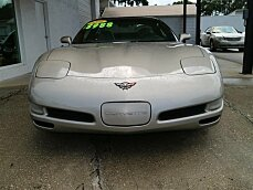 2001 Chevrolet Corvette Coupe for sale 101009215