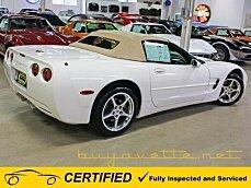 2001 Chevrolet Corvette Convertible for sale 101010284