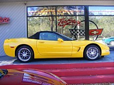2001 Chevrolet Corvette Convertible for sale 101027248