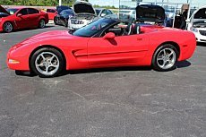 2001 Chevrolet Corvette Convertible for sale 101027564