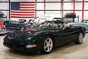 2001 Chevrolet Corvette Convertible for sale 101035571