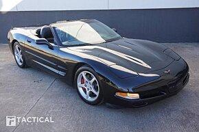 2001 Chevrolet Corvette Convertible for sale 101057592