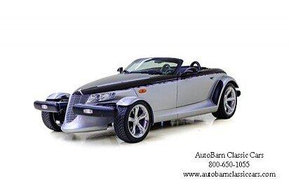 2001 Chrysler Prowler for sale 100840841